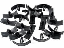 "Ford Truck Hood Insulation Pad Retainer Clips- Fits 1/4"" Hole- 20 clips- #103"