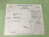 Baby & Doll Carriages Velocipedes Wagons & Wheel Toys 1936 Receipt  Ref R32252