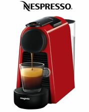 Nespresso Magimix Essenza Mini Coffee Machine - Ruby Red