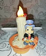 Disney Store Jiminy Cricket Light Up Sketchbook Hanging Ornament Pinocchio decor