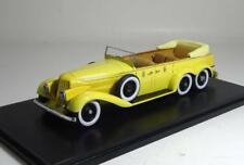 "Hispano Suiza H6A Victoria Town Car ""Yellow"" 1923 (open) (GLM 1:43 / 43215002)"