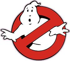Ghostbusters Vinyl Bumper Laptop Window Sticker Decal 4 inch