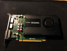 Nvidia Quadro K2000D 2GB Graphics Card BFB0612MB
