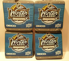 Pittsburgh Penguins 2011 Winter Classic Seat Cushion SET of 4 - BRAND NEW