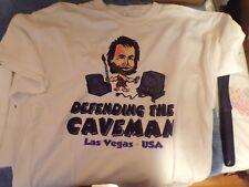 """Las Vegas - Defending the Caveman""  T-Shirt  size XL"