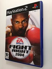 EA Sports Fight Night 2004  - Gioco PS2 Genere Picchiaduro, Sport Boxe