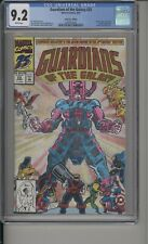 GUARDIANS OF THE GALAXY #25 - CGC 9.2 - DIRECT EDITION - GALACTUS - 3697918002