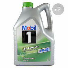 Mobil 1 ESP 5W-30 Fully Synthetic Engine Oil - 2 x 5 Litres 10L