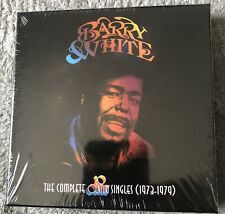 BARRY WHITE THE COMPLETE 20th CENTURY SINGLES 1973-1979 [3CD] C18 - NEW & SEALED