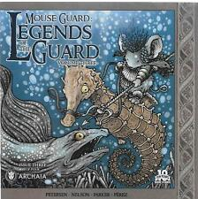 Mouse Guard: Legends of the Guard Volume Three No.3 / 2015 David Petersen