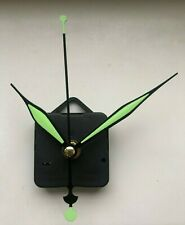 12Hr Quartz Wall Clock Movement Mechanism Extra Long Pointed Hands 3 Pointer