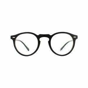Oliver Peoples Lunettes Cadres Gregory Peck OV5186 1005 Noir 47mm