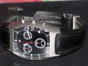 RARITÄT BMW Design Chronograph HAU Herrenuhr VENTURA Swiss Saphireglas VINTAGE
