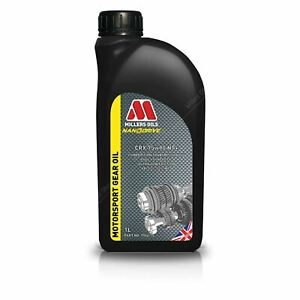 Millers Oils CRX 75w90 NT Fully Synthetic Transmission Oil 1 Litre
