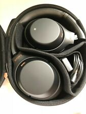 Sony WH-1000xM3 Bluetooth Wireless Noise Canceling Stereo Headphones - Black