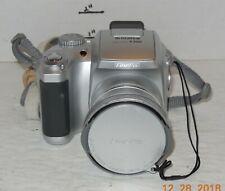 Fujifilm FinePix S Series S3100 4.0MP Digital Camera - Silver
