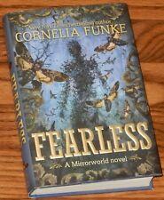 Mirrorworld Fearless SIGNED by Cornelia Funke 2013 Hardcover 1st/1st