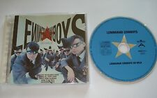 ⭐⭐⭐⭐ LENINGRAD COWBOYS ⭐⭐⭐⭐ Leningrad Cowboys Go Wild ⭐⭐⭐⭐ 16 Track CD 2000 ⭐⭐⭐