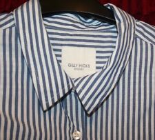 GILLY HICKS WOMEN'S SHIRT, SMALL - STRIPED DESIGN, A MUST HAVE BARGAIN