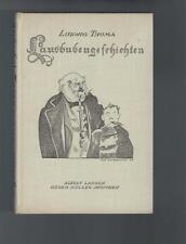 Ludwig Thoma - Hausbubengeschichten