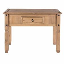 Quality 1 Drawer Console Table Living Room Corona Mexican Pine Furniture