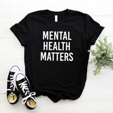 Mental Health Matters | Equality Fashion Unisex T-shirt Top