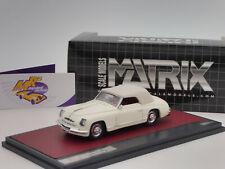 "Matrix MX50102-112 # Alfa Romeo 6C 2500 Ghia Convertible Bj.1947 "" weiß "" 1:43"