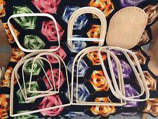 New ListingBasket Weaving Supplies Lot Handles