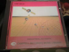 chappell recorded music library industrial activity CHAP 114 CD kafer hoyer