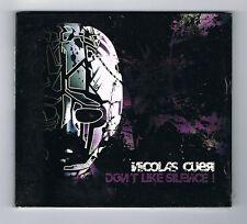 NICOLAS CUER - DON'T LIKE SILENCE ! - 15 TITRES - 2012 - NEUF NEW NEU