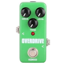 Kokko Fod3 Mini Overdrive Guitar Effect Pedal New