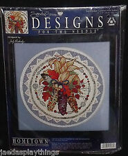 Cross Stitch Kit Designs For The Needle NEW Sealed Counted INDIAN SUMMER 5608