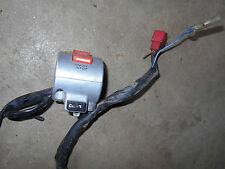honda vt600 shadow vlx600 600 right handle start stop switch 91 88 89 throttle