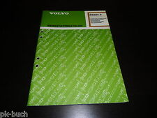 Werkstattkatalog Werkstatt Katalog Volvo Richtwerkzeuge Messgeräte Spannzeuge