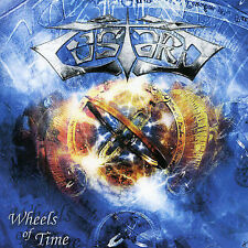 CUSTARD Wheels of Time CD 11 tracks FACTORY SEALED NEW 2005 Mausoleum Belgium
