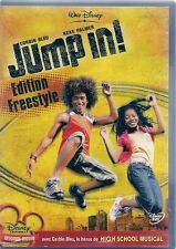 DVD ZONE 2--WALT DISNEY--JUMP IN / EDITION FREESTYLE--CORDIN BLEU/PALMER