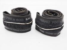 WTB Nano 700 x 40c Cyclocross Gravel Bike Tire Pair Tubless Ready (Black)