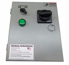 Elimia CMS 5.5-8-230LCM 2 HP 230V Combination Air Compressor Motor Starter UL