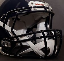 CHICAGO BEARS Riddell Speed S2BD Football Helmet Facemask/Faceguard (NAVY BLUE)