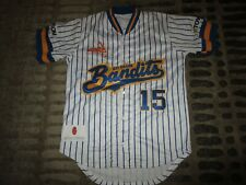 Brisbane Bandits ABL Australian Baseball League Game Used Worn Jersey SM S Adult