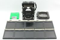 Wista Check [Exc+5] Wista 45 SP 4x5 Large Format Film Camera + Cut Holder Japan