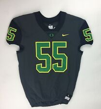 Nike University Oregon Ducks Custom Vapor Untouchable Football Jersey Men's L
