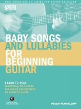 Baby Songs and Lullabies for Beginning Guitar - Learn to Play 000696420