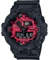 Reloj Casio G-SHOCK GA-700AR-1A - Coleccion TRENDING - 20 BAR - Hora Mundial