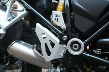 Rugged Roads - BMW R1200GS/GSA LC - Silver Rear Brake MC Guard - 1102S