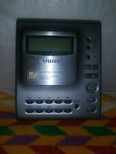 New listing Vintage Rare Aiwa Digital Mini Disc Recorder Amd-100 Recording As is