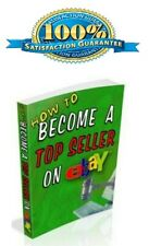How To Become a Top Seller on eBay ebook PDF with Full Master Resell+R+Best sell