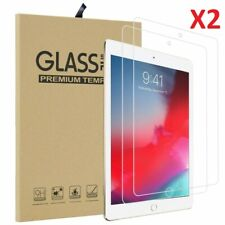 (2 Pack) For Apple iPad mini (2019) Tempered Glass Screen Protector iPad mini 5