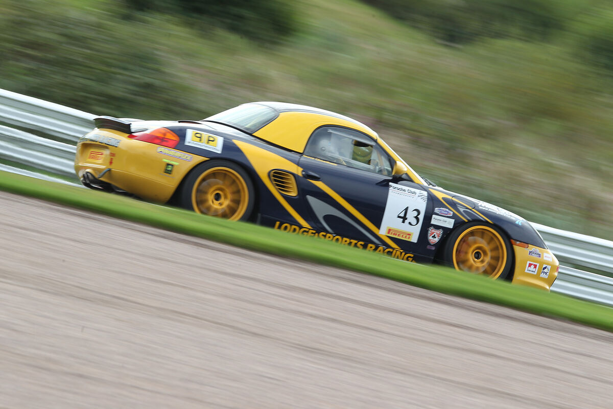 Lodge Sports Racing