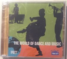 The World Of Dance And Music CD KET Toolkit